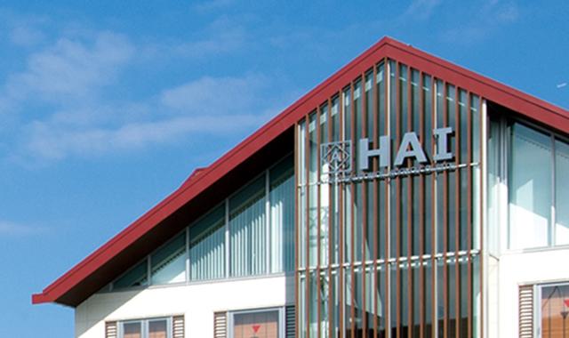 HAI 第二工場・研究所  会社案内動画
