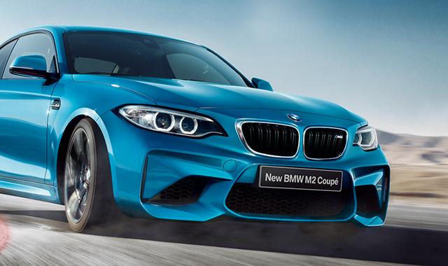 Abe BMW リーフレット