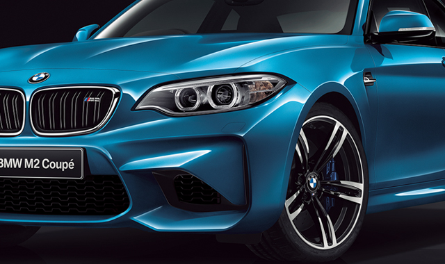 BMW Tokyo BGTB A4リーフレット広告