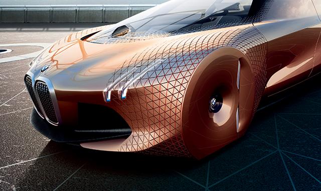 BMW Tokyo販促用A2ラインアップメーラー