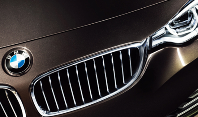 Toto BMW 販促用A3リーフレット
