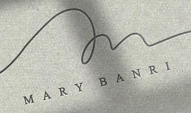 MARY BANRI「ubivis」アルバム